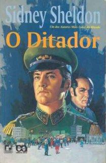 """""""O Ditador"""" de Sidney Sheldon"""